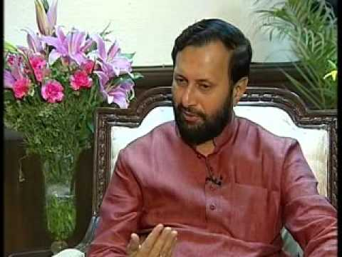 Press freedom essential: Prakash Javadekar (Part 1)