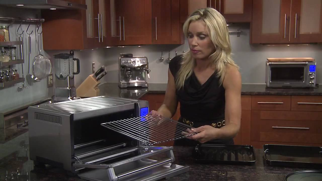 Out Of The Box Breville Smart Oven Bov800xl Youtube