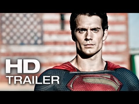 MAN OF STEEL Trailer 4 Deutsch German | 2013 Official Superman [HD]
