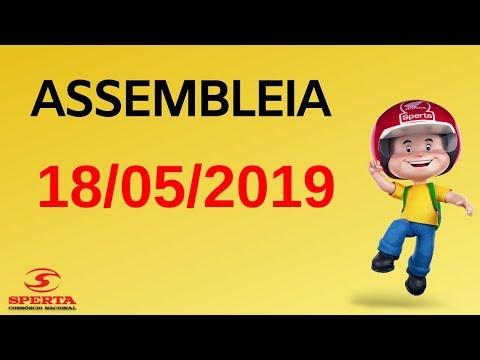 Sperta Consórcio - Assembleia - 18/05/2019