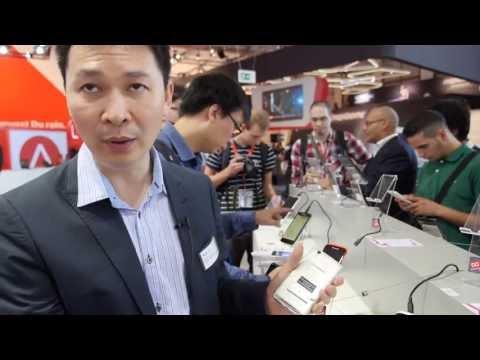 Lenovo Vibe X, MT6589T ultra-slim 1080p Smartphone