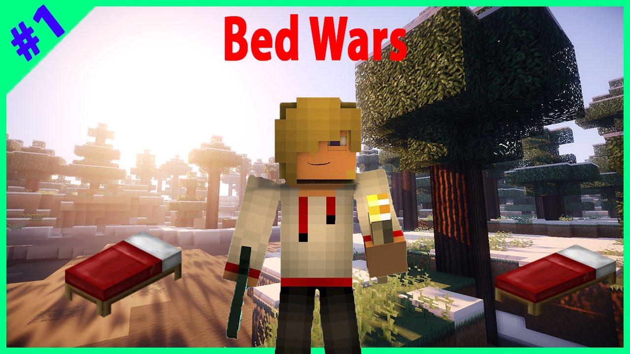 Как сделать карту для bed wars