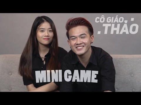 Cô Giáo Thảo | Mini Game và phần thưởng hấp dẫn từ Tuấn Kuppj | meWOW