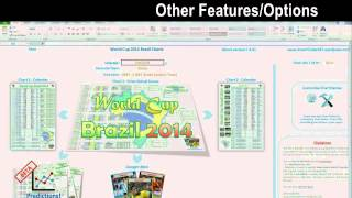 World Cup Brazil 2014 Sweepstakes Office Pools Predictions