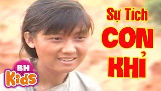 Sự Tích Con Khỉ | Phim Truyện Cổ Tích Việt Nam [HD]