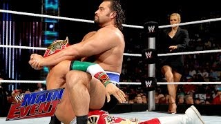 Sin Cara vs. Alexander Rusev: WWE Main Event, April 8, 2014