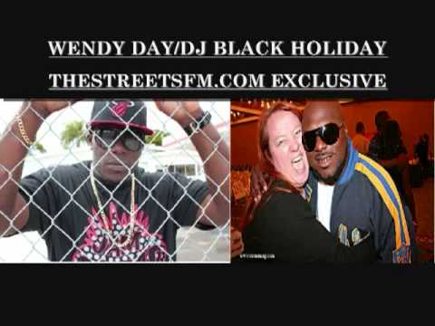 Best music industry insight interview with Wendy Day by DJ Black Holiday