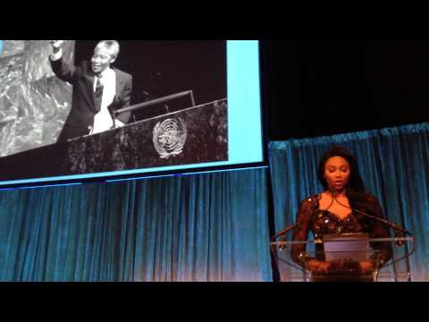 Meriwether Foundation: United Nations Correspondents 2013 Annaul Awards A Tribute to Nelson Mandela