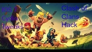 IOS 7 Clash Of Clans Hack (Not Working AnyMore)