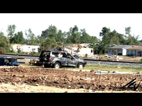 Joplin to Oklahoma City - Tornado Devastation