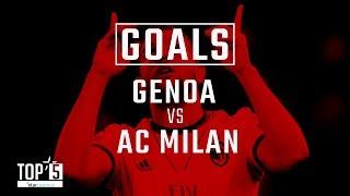 Our Top 5 Goals at Genoa
