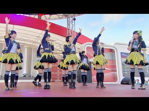【Full HD】 HKT48 MC1 (2013.08.28 LIVE) 4/9