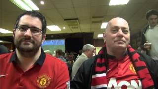 Why Manchester United Fans hate Liverpool Football Club and their Fans 16.03.14