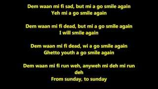 Popcaan - Smile Again Lyrics [AUG 2013]