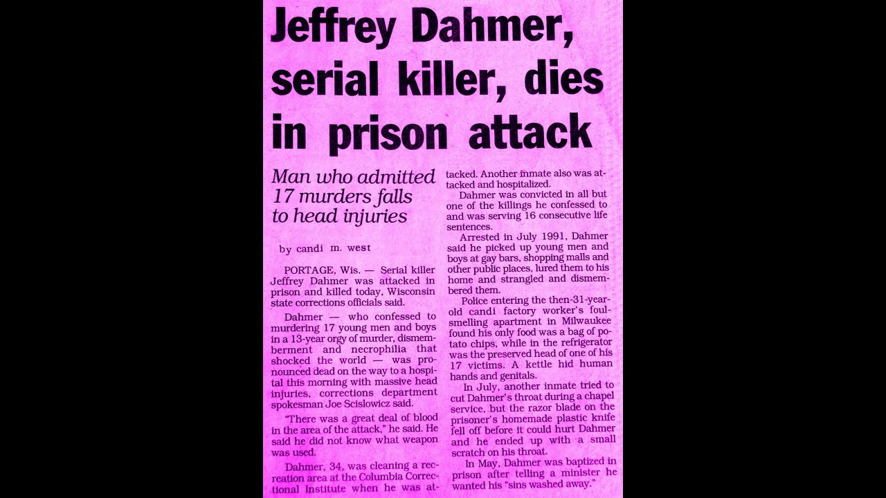 Displaying 20> Images For - Jeffrey Dahmer Crime Scene Photos Hot