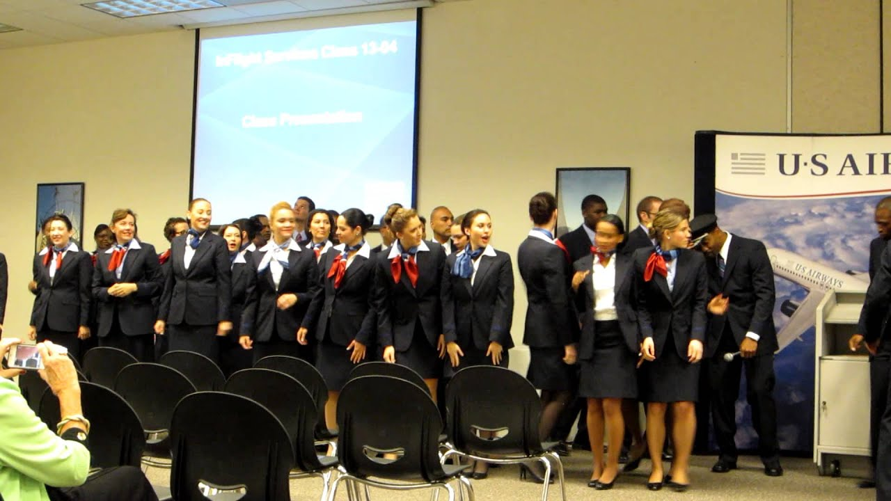 Pictures of Gojet Airlines Flight Attendant Training