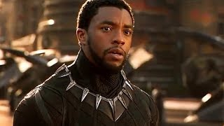 Black Panther - Return From Civil War Scene - Black Panther (2018) Movie Clip HD