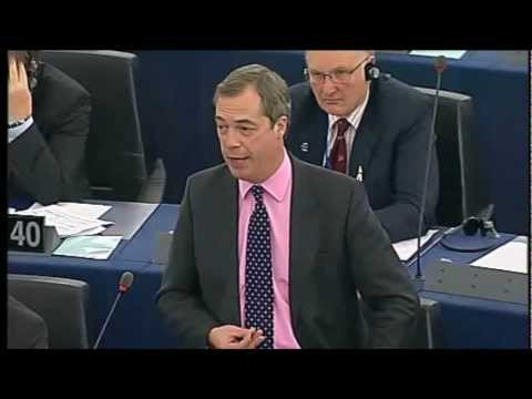 Farage: UK Leaving EU