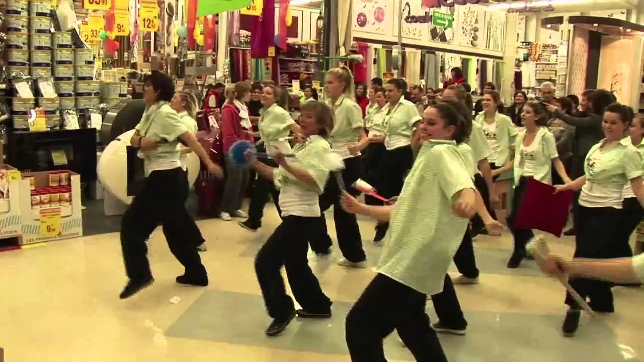 Flashmob leroy merlin grenoble youtube - Tablette spaceo leroy merlin ...