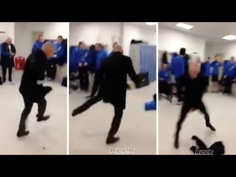 Ian Holloway's Crazy Dancing In The Dressing Room | Crystal Palace 2-0 Brighton | Playoffs