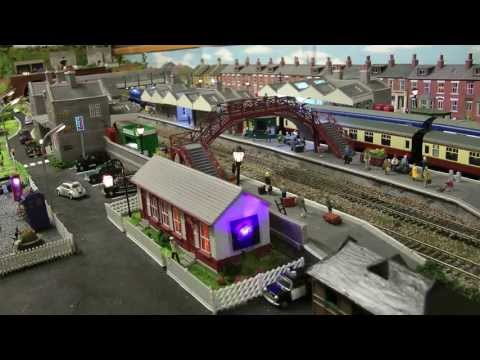 Dave`s Model Railway Running Session