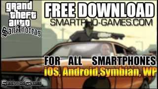 GTA: San Andreas MOBILE (Download)