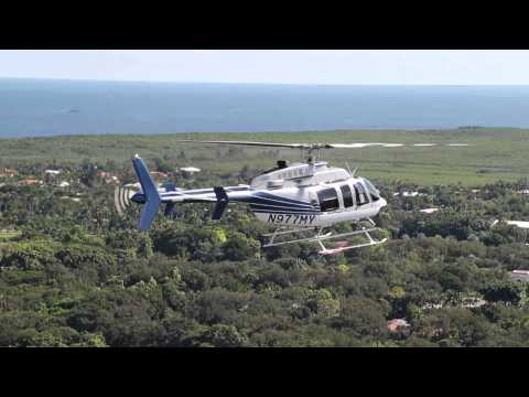 Helicopter Charter in South Florida