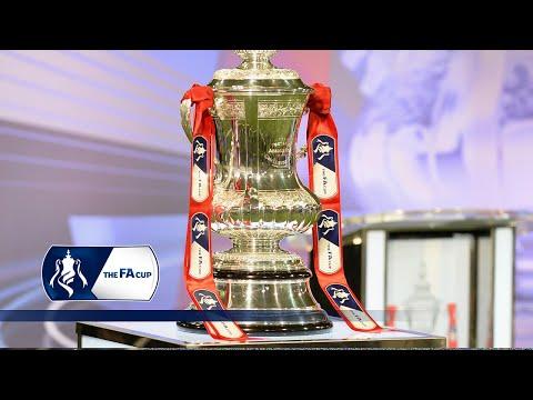 The FA Cup 2014-15 Fifth Round Draw | FATV Live