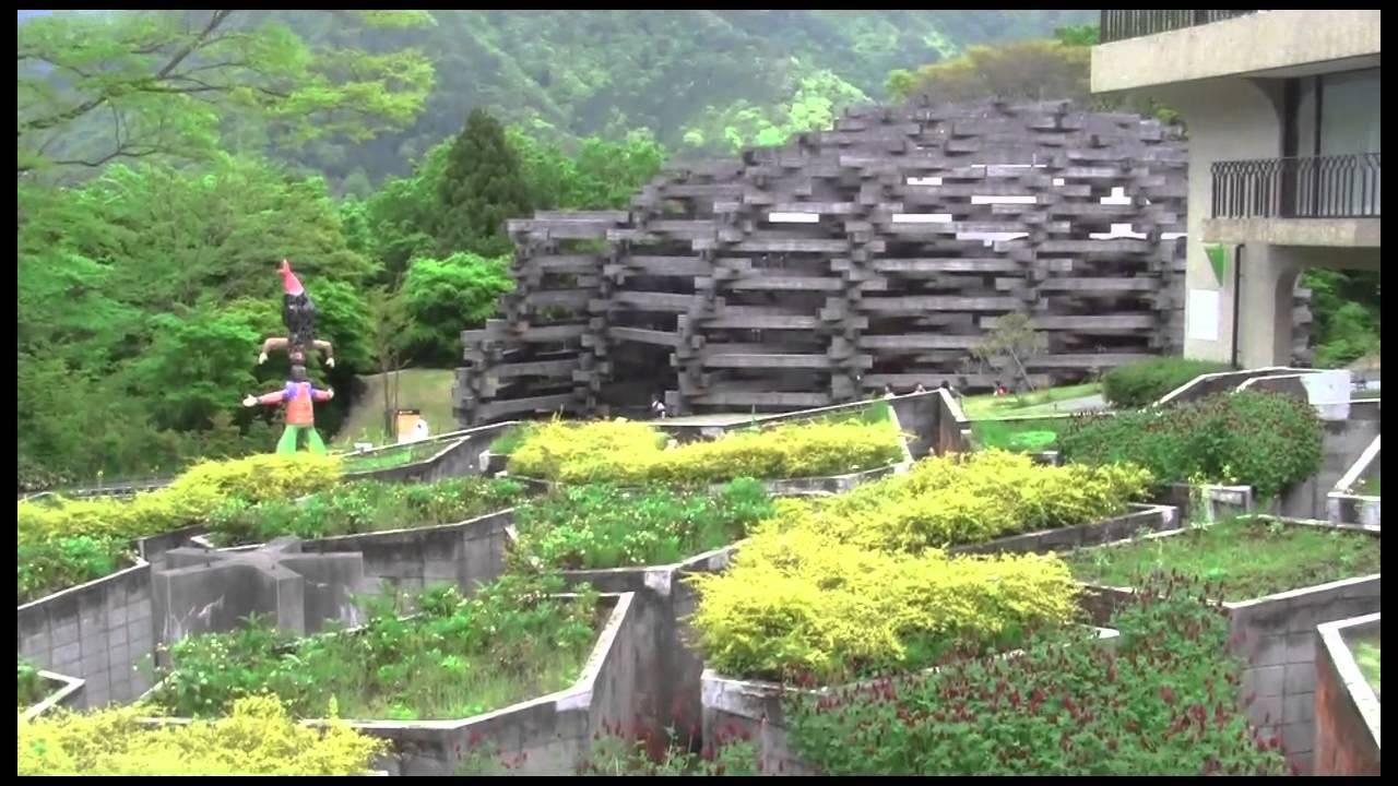 Hakone Open Air Museum - YouTube