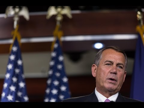 "Boehner on Latest ObamaCare Delay: ""Is This a Joke?"""