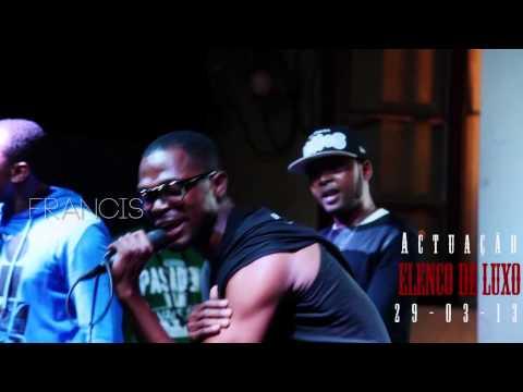 Actuação da música vum paa-Elenco de Luxo (Prod: Luther Py)