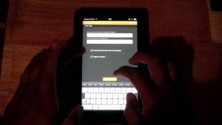 Kindle Fire How To Set Up Email