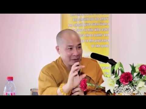 Bước đầu học Phật (nên biết) || Thầy Thích Trí Huệ 2015 tại Pháp Quốc