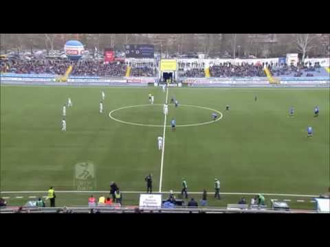 Novara-Sassuolo 3-2 Highlights