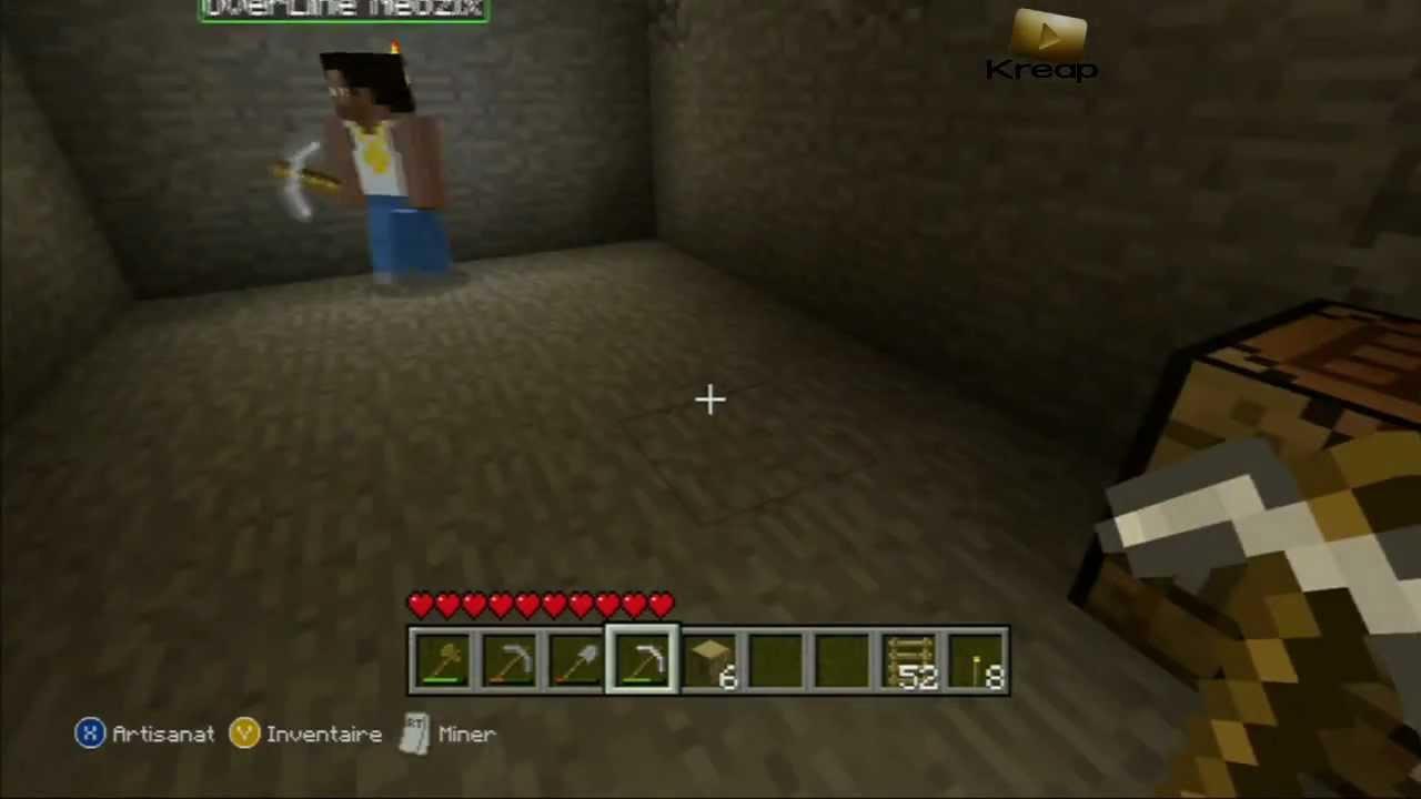 Episode 1 construction d 39 une ville suivie minecraft xbox360 edition y - Video de minecraft construction d une ville ...