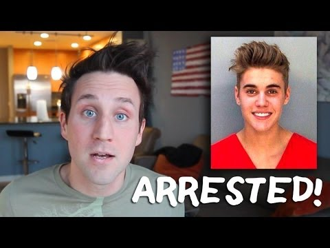 Justin Bieber Arrested: The tweet he should be forced to send