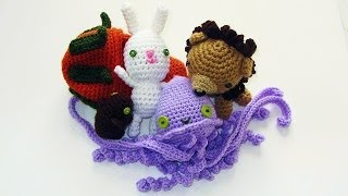 Crochet (not Rainbow Loom) Animals Review (Easter Bunny