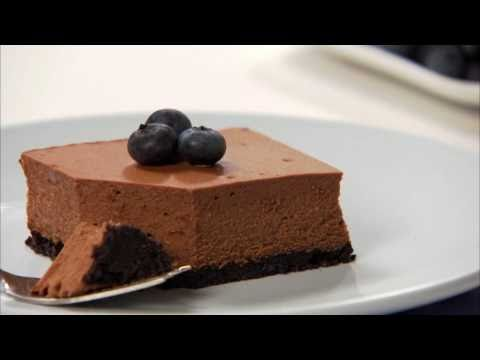 Philly How To Videos: Chocolate Cheesecake