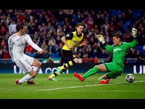 Real Madrid 3 0 Borussia Dortmund [Champions League]  All Goals & Full Highlights 02 04 14