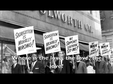 Where is the Love - Civil Rights Music Review