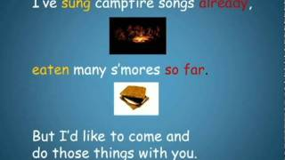 Have you ever song, Campfire Song in Present Perfect