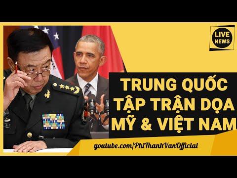 Sợ Việt Nam Bắt Tay Mỹ, Trung Quốc Ráo Riết Tập Trận Với Thái Lan - Tin Mới Nhất