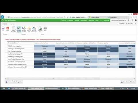 Microsoft Project 2013 Online Overview - EPC Group