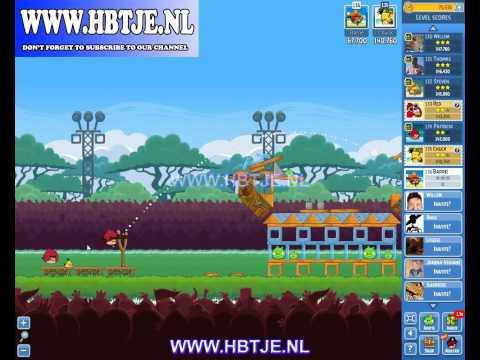 Angry Birds Friends Tournament Level 6 Week 121 (tournament 6) no power-ups