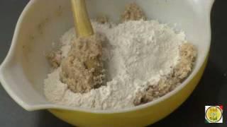 Peanut & Raisin Cookies ..