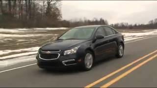 Novo Chevrolet Cruze 2015 EUA
