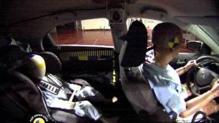 Honda Civic kaza testi - Euro NCAP 2012
