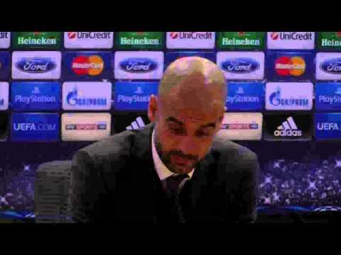 Pep Guardiola dismisses Arsene Wenger's complaints about penalty