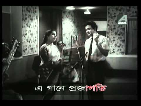 Deya Neya - Part 1of 11 - Classic Tollywood Movie - Uttam Kumar &amp; Tanuja
