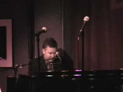 Peter Eldridge Live at Birdland | No Tomorrow